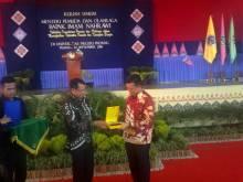 Kuliah Umum di Universitas Negeri Padang, Menpora Imam Nahrawi Ajak Lulusan UNP Sukseskan Program Sarjana Olahraga Masuk Desa