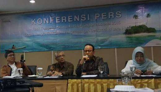 Hebat! Sumbar Boyong 4 Kategori, Ini Dia 15 Juara Kompetisi Wisata Halal Indonesia 2016
