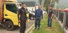 Hilang di Jambi, Truk Asal Palembang Ditemukan di SPBU Dharmasraya
