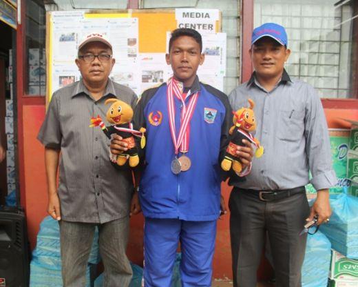 Hari Pertama di Cabang Dayung, Mentawai Dulang 2 Medali