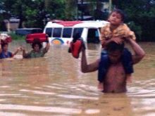 Masa Tanggap Darurat Banjir Padang Tiga Hari