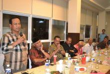 Sejumlah Tokoh Dukung Tim Sepakbola Koto Tangah Berlaga di Final Round Irman Gusman Cup