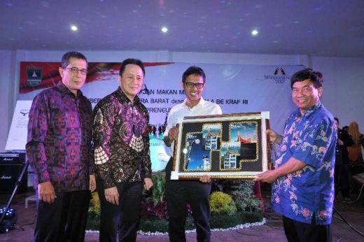 Gubernur Irwan Prayitno Dinilai Paling Kreatif, Ini Alasannya
