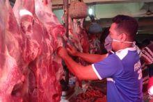 Harga Daging Sapi Bervariasi di Pesisir Selatan