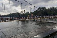 Saat PSBB, Warga Padang Masih Nekat Datangi Lokasi Balimau