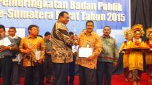 Ketua DPRD Sumbar, Hendra Irwan Rahim: Keterbukaan Informasi Jaminan Pelaksanaan Pemerintahan yang Transparan