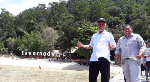 Wow! Ada 19 Pulau Indah Memukau di Kota Padang, Salah Satunya Suwarnadwipa