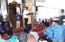 Tabligh Akbar di Mesjid Raya Sumbar, Wako Mahyeldi Katakan Syiar Islam Semakin  Bergema di Padang
