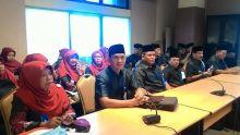 Pelajari Inovasi Pemerintahan, Peserta Diklat Pimpinan Padang Belajar ke Makassar