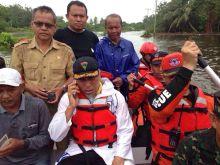 Ini Cerita Ketika Walikota Padang 12 Jam di Tengah Terjangan Banjir