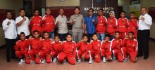 SSB PSKS Kota Sawahlunto Merajut Asa Menuju Pentas Dunia