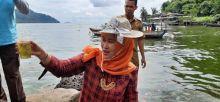 Air Laut di Padang Berubah Hijau, Kadar Oksigennya Jadi Berkurang