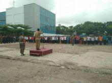 536 Pelamar Calon Anggota Pol PP Kota Padang Mulai Jalani Tes