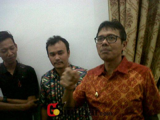 3 SKPD Dapat Rapor Merah Pelayanan Publik dari Omubudsman, Gubernur Sumbar Janji Lakukan Sidak Bulanan