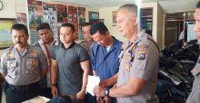 Oknum PNS di Padang Mengaku Jual Sabu Demi Membantu Orang Miskin