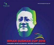 Jika Jabatan Irman Gusman Kena Congkel, Apakah Nasib Turnamen Irman Gusman Cup Berakhir? Ini Komentar Ketua DPD RI Itu