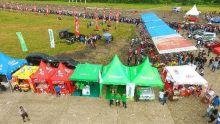Pembalap Sumbar Dominasi Juara Kejurnas Drag Race Putaran II di Padang, Ini Hasil Lengkapnya