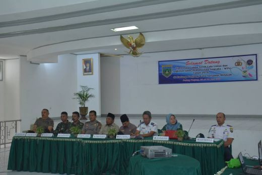Dishubkominfo Padang Panjang Paparkan Ekspos Terkait Penilaian WTN 2016