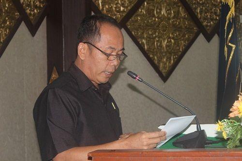 """DPRD Padang """"Pacah Talua"""" Bahas Ranperda Inisiatif"""