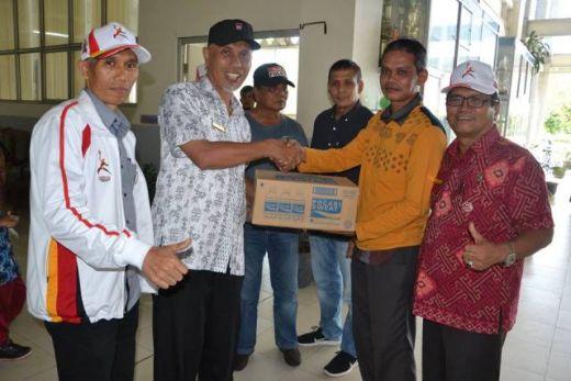 Walikota Padang Datang, Semangat Atlet Terpantik