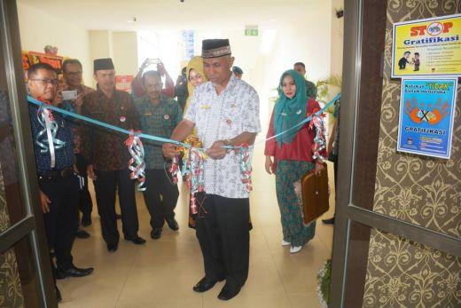 Diresmikan Walikota, Ruangan LPSE Tingkatkan Pelayanan Pengadaan Barang/Jasa