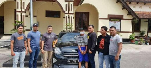 Perampok Driver Ojol di Pekanbaru Berhasil Ditangkap di Sumbar