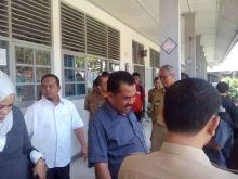 Pasca Rusak Akibat Angin Kencang, Komisi IV DPRD Padang Kunjungi SMAN 13 Padang