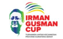 Berbahan Composite Gold Color Plated, Trophy Irman Gusman Cup Tiba di Padang Sebelum Kick-Off