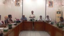 Wahyu Inginkan Humas DPRD Padang Bagian dari FWP