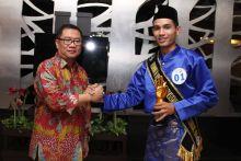 Pemilihan Duta Mahasiswa Genre Sumbar, Utusan Kota Padang Panjang Raih Juara III