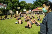 Gelar Balap Liar saat PSBB di Padang, Polisi Serahkan 80 Remaja ke Satpol PP untuk Dibina