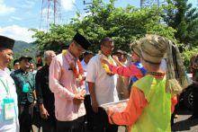 Duta Kabupaten Solok ke Provinsi, Batang Barus Nagari Berprestasi