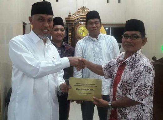 Walikota Padang Ajak Warga Rayakan Idul Fitri Dengan Sederhana