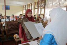 Astuti Masdar Dipercaya Ketua STTP 2016-2020