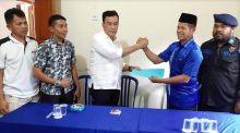 Incar Kursi Bupati Padang Pariaman, Kompol Maymuspi Mendaftar ke NasDem