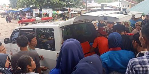 Kapal Wisata ke Pulau Angso Duo Pariaman Tenggelam, Satu Orang Tewas, Dua Kritis