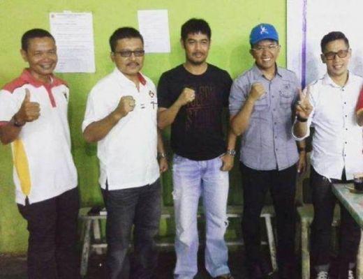 Lihat Pertandingan Porprov XIV Sumbar, Nilmaizar Dukung Atlet Kampung Halaman