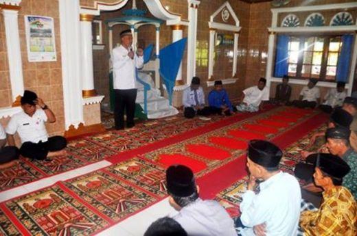 Laksanakan Jumling, Walikota Padang Tampung Aspirasi Warga Baringin