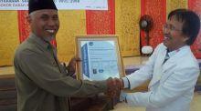 PMI Padang Peroleh Sertifikat ISO 9001:2008