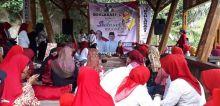 Keluarga Jokowi Lakukan Kunjungan Door to Door di Sumbar