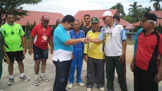 Inginkan Pembangunan Merata, Tokoh Kuranji Dukung Alkudri di Pilkada Padang