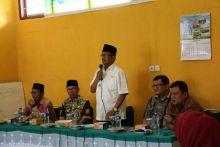 Korban Kebakaran di Talang Babungo Kabupaten Solok Terima Bantuan