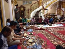 Ini Pesan Keluarga Besar Minang di Aceh Ketika Bertemu Walikota Padang