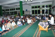 Gubernur Sumbar Ajak Ummat Islam Raih Malam Lailatul Qadar