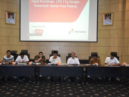 LPG 3 Kg Kembali Langka, Pemko Padang Segera Sidak