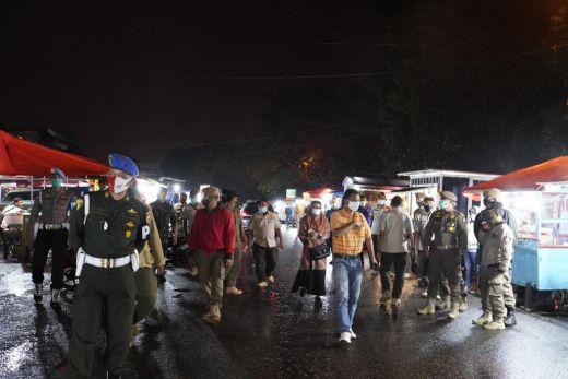 Lagi, 38 Orang Pelanggar Terjaring dalam Razia Penegakan Perda AKB di Padang Panjang