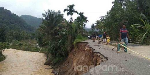 Sepanjang 2019, Sumbar Dilanda 746 Bencana, 10 Orang Meninggal, 703 Rumah Rusak