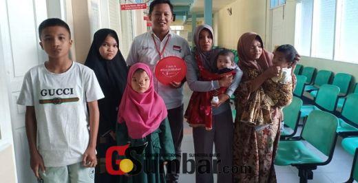 Smile Train Indonesia Wilayah Sumbar Lakukan Operasi Bibir Sumbing Gratis