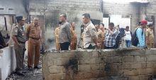 Pulang Hadiri Pesta Anak Bupati, Kepala Dinas Tenaga Kerja Solok Selatan Dapati Rumahnya Terbakar