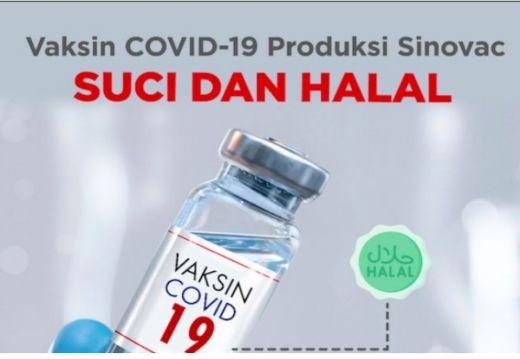 Ribuan Botol Vaksin Covid -19 di Instalasi Farmasi Dinkes Bukittinggi Siap untuk Digunakan
